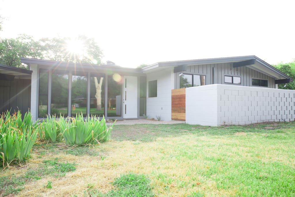 Mid-century ranch from 1955