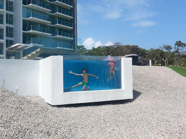 Bala Beach en Maria Chiquita, colon - Colon - Huoneisto