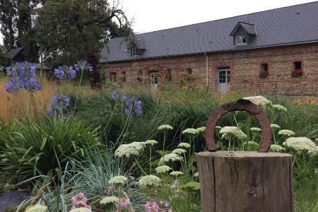 L'Air du Champ Chambre d'Hôtes L'Ecurie - Montivilliers - Casa de hóspedes