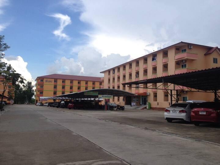 PK Apartment Rayong