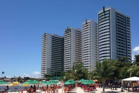 BEIRA MAR - CONFORTO E LAZER - Paulista - Leilighet