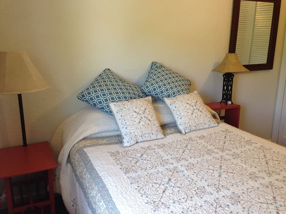 A double bed for you!