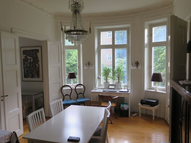 Charming room  center of Stockholm - Stoccolma - Condominio
