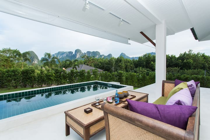 YOUR TROPICAL PARADISE - Krabi Thailand - Hus