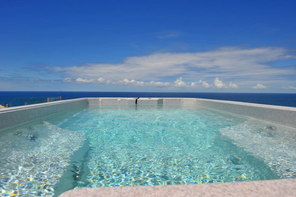 Your own plunge pool