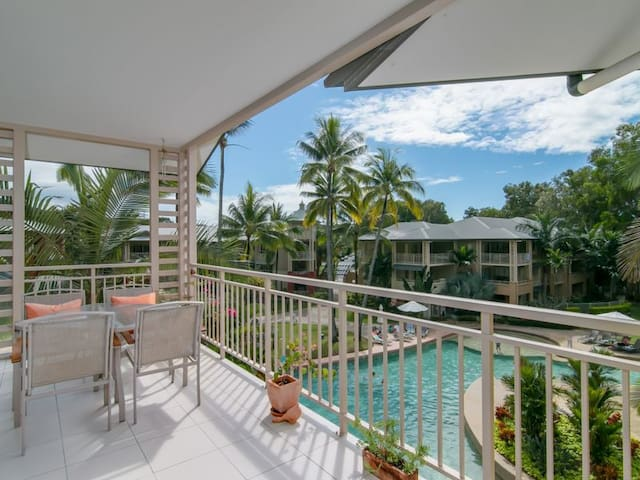 Amphora - Top Spacious Unit at Amphora Resort - Palm Cove - Apartamento