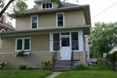 1 bdrm apt, 15 min walk to downtown - Rochester - Lakás