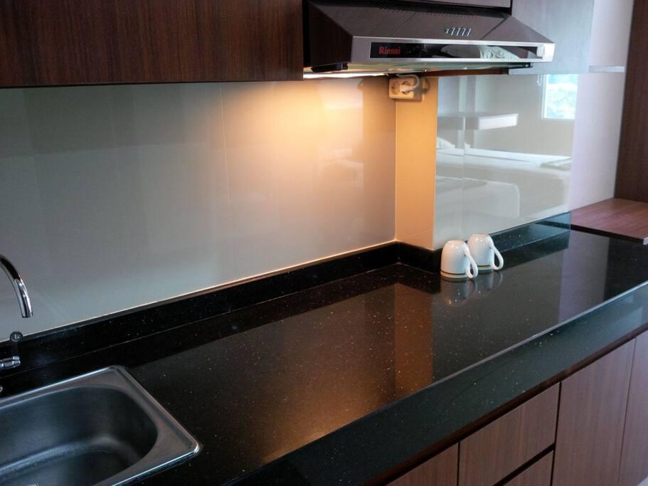 Kitchen - Studio Galeri Ciumbuleuit 2