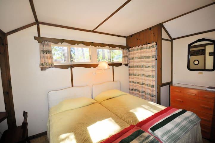 Bedroom area looking SW