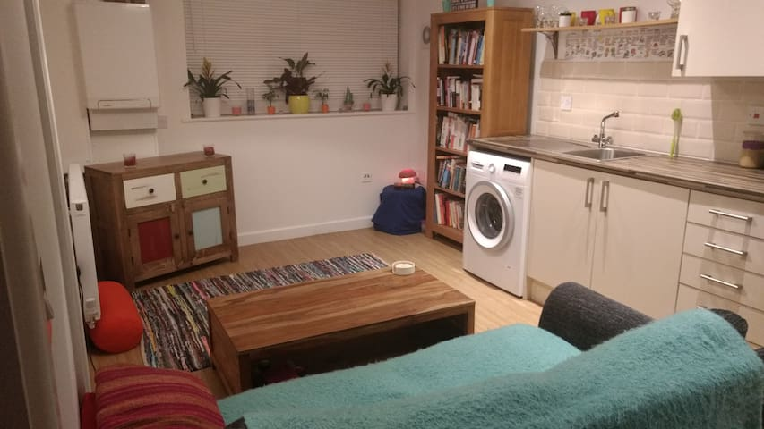 Entire flat in Old Trafford, hosts up to 4 people