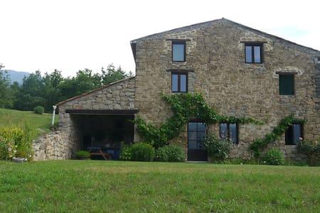 Maison ancienne avec piscine - Saint-Benoit