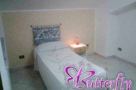 Butterfly Single Room - Apartemen