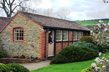 The Studio Barn at Kynaston - Ledbury - Andre
