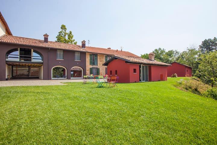 Borgo Merlassino - Millefiori - Novi Ligure - Wohnung