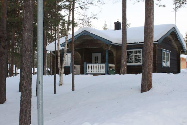 Fritidshus Karlbergs i Hede