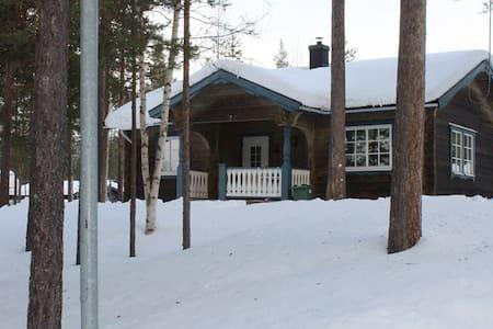 Fritidshus Karlbergs i Hede - Härjedalen NV