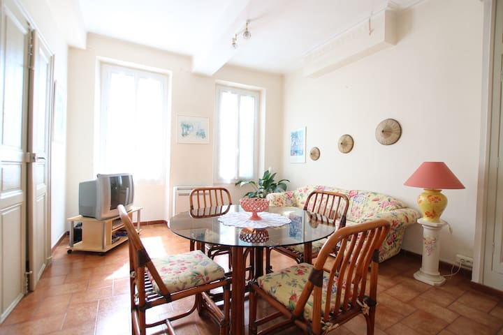 Typically French  2 bedroom apt - Carpentras - Lägenhet