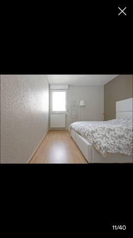 Chambre design # Metz Luxembourg - Hettange-Grande - Apartment