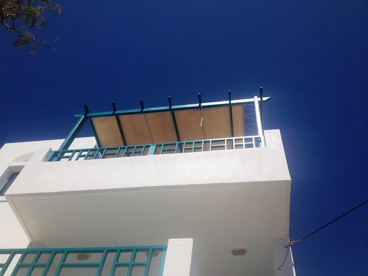 Agia Fotia Seafront Apartment