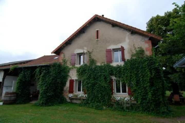 Gîte appartement La Loire