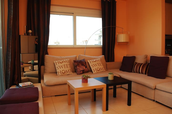 New Modern Luxury Apartment - Iraklio - Appartement