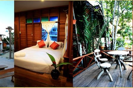 Taboonban Resort ตะบูนบานรีสอร์ท - เมือง สมุทรสงคราม