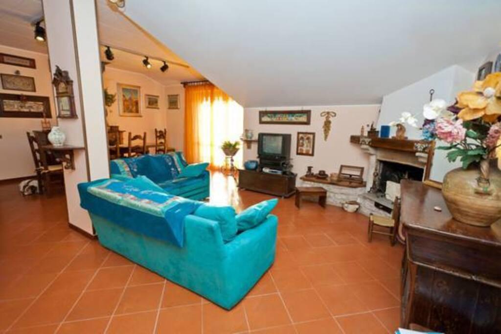 La zona divani