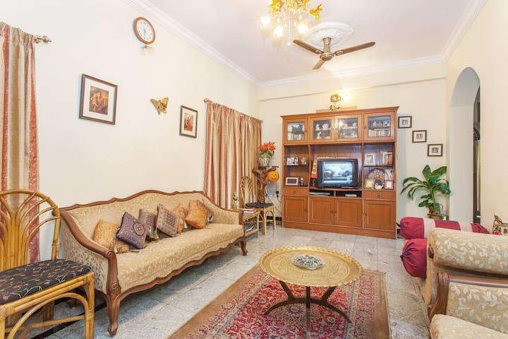 Comfortable home in JP Nagar