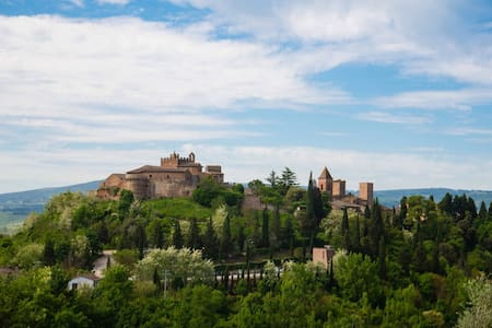 Between Florence and Siena: perfect - Certaldo - 公寓