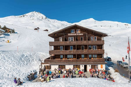 Hotel Erzhorn - Arosa - Bed & Breakfast