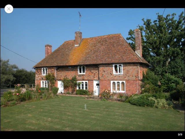 A warm welcome in the heart of Kent - Bethersden - Bed & Breakfast