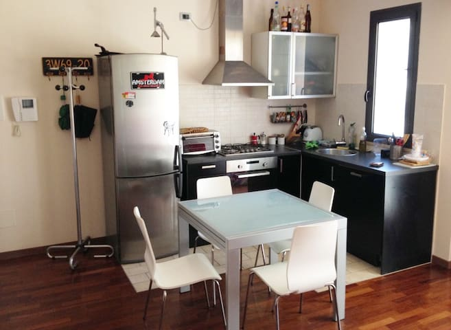 Modern apartment with terrace and roof garden - Ancona - Appartement