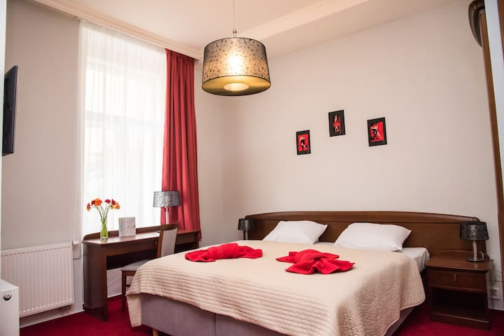 Prague Cozy Apartment City Center - Praha - Byt