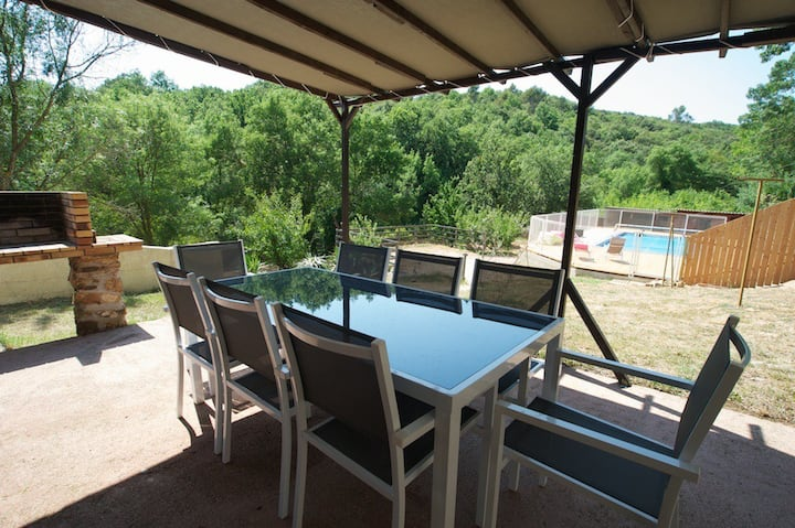 Ruffes cottage, 7 persons, 3 keys