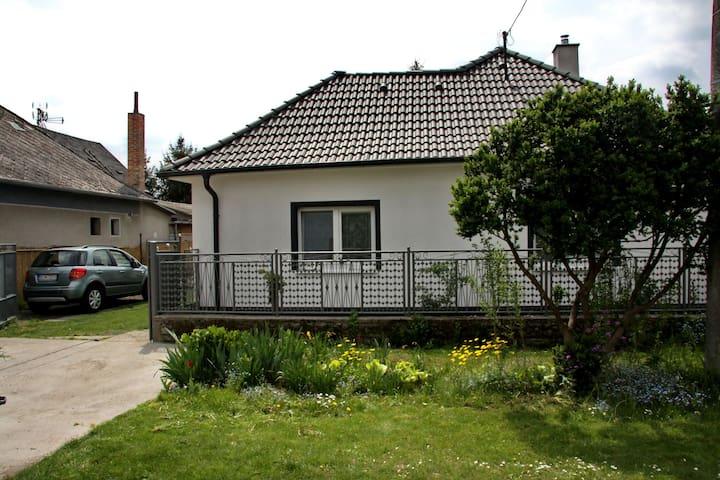 Gite chez Slavka - Veľké Dvorníky - Nature lodge