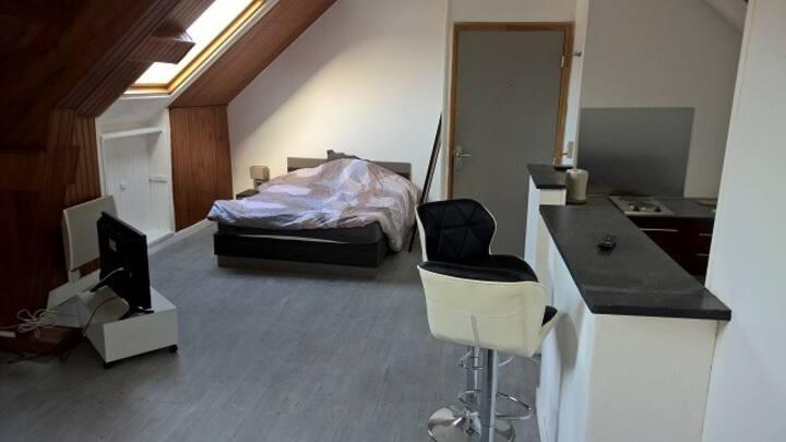 Studio de 28 m2 avec wifi