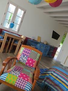 Chambre d'hôte Les gros cailloux - Sainte-Croix-du-Mont - Wikt i opierunek