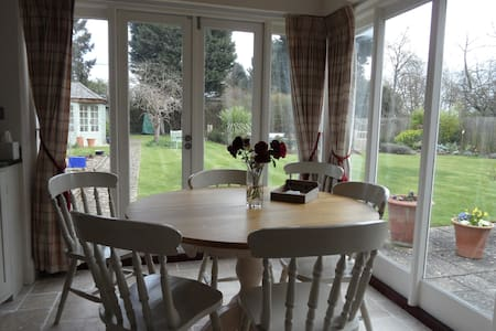 West Lodge B&B Begbroke - Begbroke - Bed & Breakfast