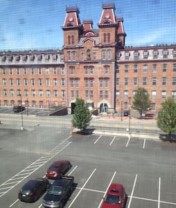 Luxurious Lofts at Harmony Mills. - Cohoes
