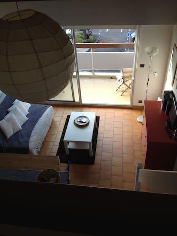 Appartement Studio Duplex - Les Mathes - Appartement