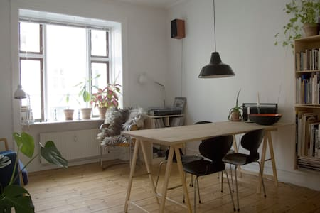 Lovely 2-room flat in Nørrebro
