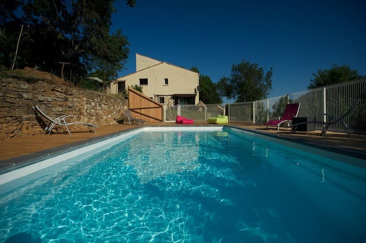 Posidonie cottage 2/4persons 3 keys - Le Bosc - Apartment