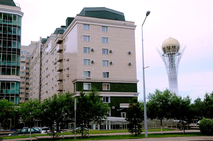 Уютная однокомнатная квартира. - Astana - Byt