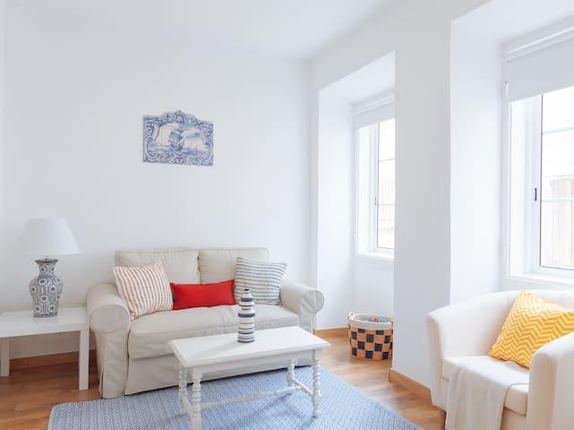 Apartamento típico no coração de Lisboa