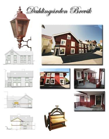Matros 1 - Brevik - Apartamento