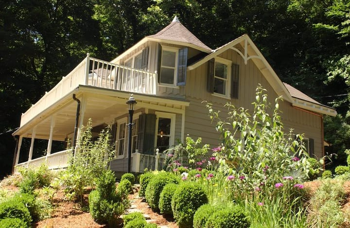 1/2 hr  NYC-Riverview  cottage and majestic  views