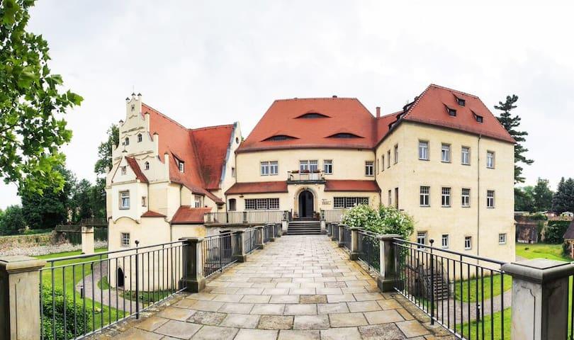 Feiern und Übernachten im Schloss - Nossen - Şato