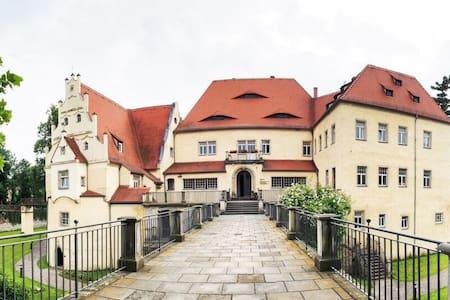 Feiern und Übernachten im Schloss - Nossen