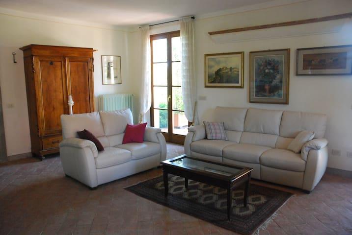 Villa La Montanina - Usigliano - Villa