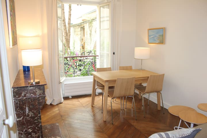 Cosy flat in the heart of Paris - Paříž - Byt